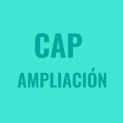 CAP ampliacion