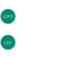 Web adaptada a la LSSI y LOPD - Condiciones de uso