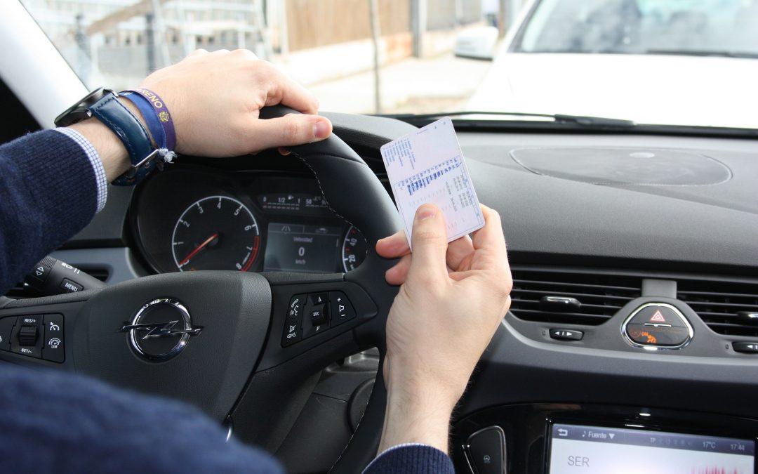 5 cambios que introduce la nueva ley de tráfico para sacarse el carnet de conducir